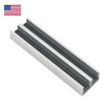 Aluminum Track - 38SW14-A