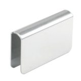 Strike Plate - 509 Polished Chrome