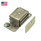 Magnetic Catch - 592 - Aluminum