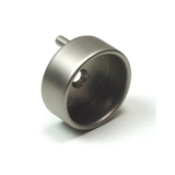 Round 1-5/16 Closed Socket Flange - 865-SN