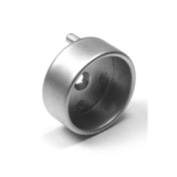 Round 1-5/16 Closed Socket Flange - 865-DC