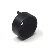 Round 1-5/16 Closed Socket Flange - 865-BL