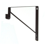 Shelf & Rod Bracket - 848-ORB