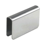 Strike Plate - 509 Brushed Nickel
