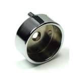 Round 1-5/16 Closed Socket Flange - 865-PC