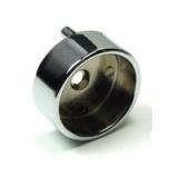 Round 1-5/16 Closed Socket Flange - 865-PC