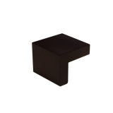 Aluminum Square Pull - DP49-ORB Oil Rubbed Bronze