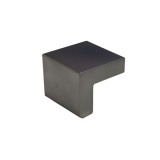 Aluminum Square Pull - DP49-SS Stainless Steel