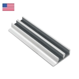 Aluminum Track - 38AS14-A