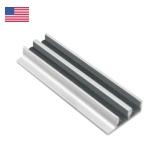 Aluminum Track - 38AS14-A