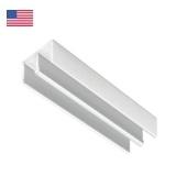Aluminum Upper Guide - 48A14-A