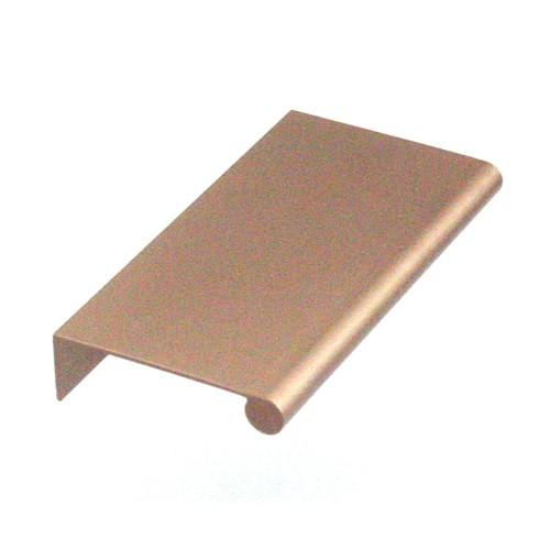 Edge pull dp41 bz 3 drawer door pulls aluminum handles edge pull dp41 bz 3 sciox Images