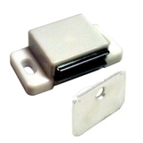 Magnetic Catch - 1014-WH-P