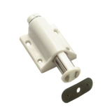 Magnetic Touch Latch - 507-WH-PWS