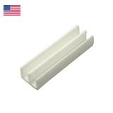 Plastic Upper Guide - 2214-WH