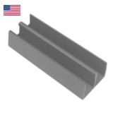 Plastic Upper Guide - 2212-G