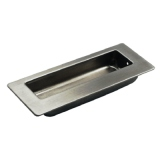 Stainless Steel Recessed Pull - DP4115-PC