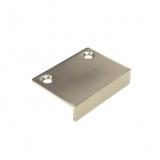 Zinc Edge Pull - DP48 Satin Nickel