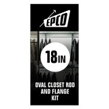"18"" Oval Rod Kit"