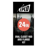 "24"" Oval Rod Kit"