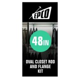"48"" Oval Rod Kit"